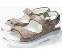 Sano by Mephisto Norine Women Sandal Nubuck - Brown