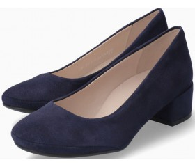 Mephisto Brity suede pumps for women - Blue