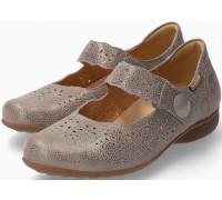 Mobils by Mephisto Fabienne brown nubuck shoe