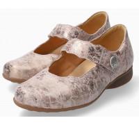 Mephisto Flora nubuck slip-on shoe for women pink
