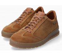 Mephisto JUMPER suede lace up shoes for men brown