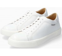 Mephisto Cristiano smooth leather lace-up shoe for men white