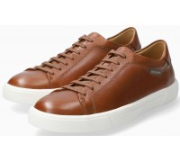 Mephisto Cristiano smooth leather lace-up shoe for men brown