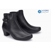 Mephisto Marilia leather ankle boots women - Black