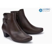 Mephisto Marilia leather ankle boots women - Brown