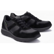 Mephisto Alan leather sneakers for men black