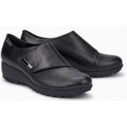 Mephisto Adilia black leather shoe for women