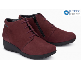 Mephisto ATHINA Women Ankleboot - Red Suede