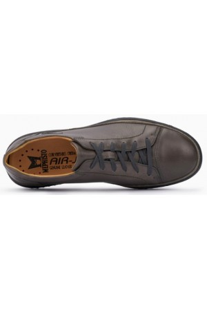 Mephisto Thomas Win leather sneakers for men grey