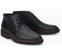 Mephisto BERTO Men's Ankle Boot - Black