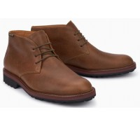 Mephisto Berto leather ankle boots for men brown