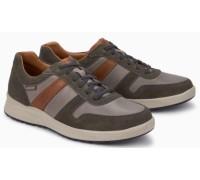 Mephisto VITO randy leather sneaker for men grey