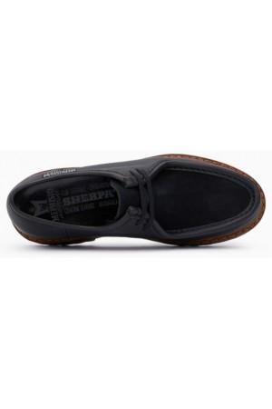 Mephisto PEPPO black leather GOODYEAR WELT