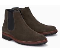 Mephisto Benson grey suede chelsea boot for men