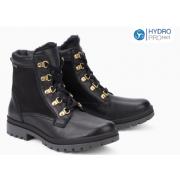 Mephisto Zorah leather ankle boots women - black