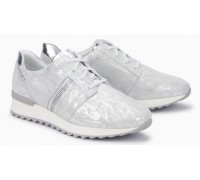 Mephisto Topazia Cloud Leather Sneaker for Women - White