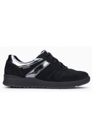 Mephisto Rebeca leather sneakers for women black