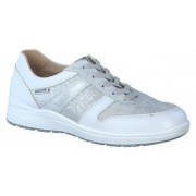 Mephisto Rebeca leather sneakers for women white