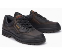 Mephisto BARRACUDA waterproof men strong heavy shoe black Gore-Tex