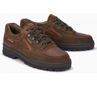 Mephisto BARRACUDA waterproof men strong heavy shoe brown Gore-Tex