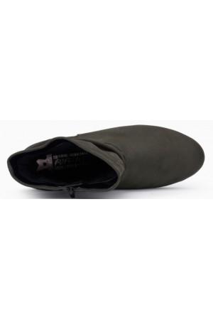 Mephisto Agatha nubuck ankle boots women - grey