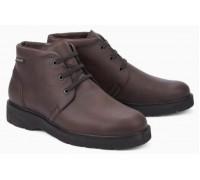 Mephisto EMANUEL leather ankle boots brown