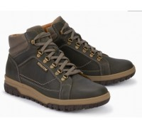 Mephisto Pitt Grizzly leather boot men grey