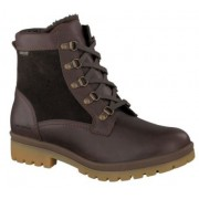 Mephisto Zorah Sup-Hydro leather ankle boots women - brown