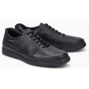 Mephisto Tomy leather lace-up shoe for men black