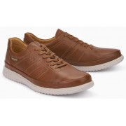 Mephisto Tomy leather lace-up shoe for men brown