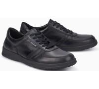 Mephisto Matteo Randy lace shoe men black