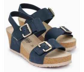 Mephisto LISSANDRA Women's Sandal - Blue