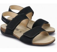 Mephisto AGAVE Women Sandal Black