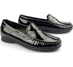 Mobils by Mephisto CRIZIA black patent leather     WIDE FIT