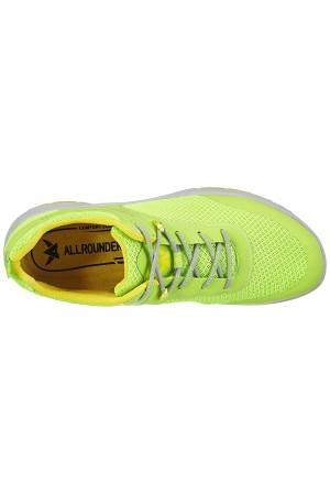 Allrounder by Mephisto DAKONA outdoor sneaker women light green