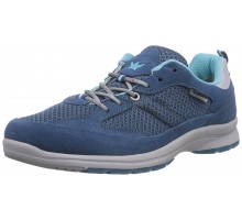 Allrounder by Mephisto DARGA blue suede mesh