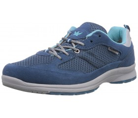 Allrounder by Mephisto DARGA outdoor sneaker women blue
