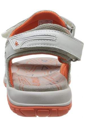 Allrounder by Mephisto ELBA white cool grey leather