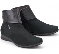 Mephisto FIDUCIA bucksoft black nubuck leather