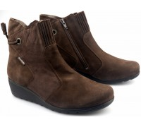 Mobils by Mephisto GIADA dark brown nubuck