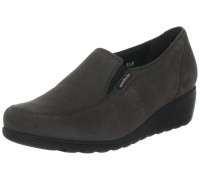 Mobils by Mephisto GINESTA women slip-on grey WIDE FIT