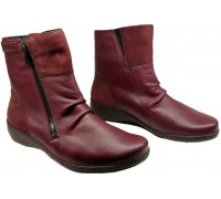 Mobils by Mephisto MAUD oxblood red      WIDE FIT