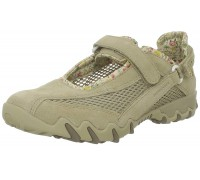 Allrounder by Mephisto NIRO nature beige suede open mesh