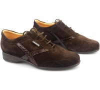 Mobils by Mephisto PASTORA Women Laceshoe - Brown