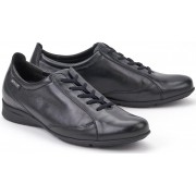 Mephisto VALENTINA lace shoe for women black leather