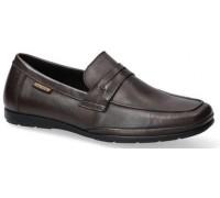 Mephisto ALEXIS Men's Mocassin - Brown Leather