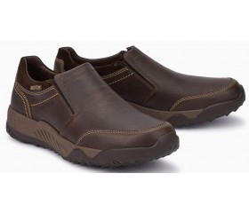 Mephisto FILIPPO Men Loafer - Dark Brown
