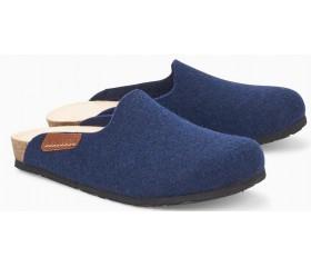 Mephisto YIN Women Sandal - Navy Blue