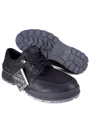 Mephisto ISAK Men's Laceshoe - Waterproof - Black