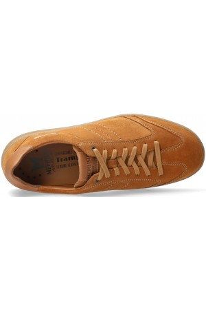 Mephisto JUMPER Men's Laceshoe - Cognac Brown